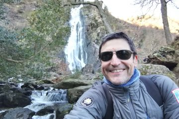 Pompilo - Powerscourt Waterfall
